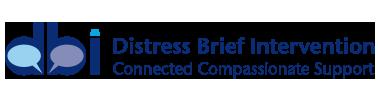 Distress Brief Intervention Scotland Logo