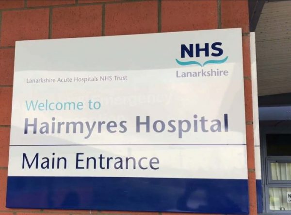Hairmyres Hospital