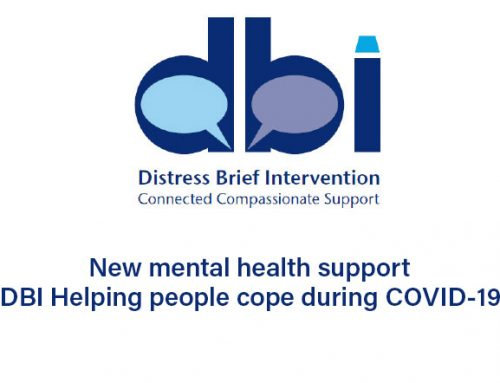 New mental health support – DBI Helping people cope during COVID-19
